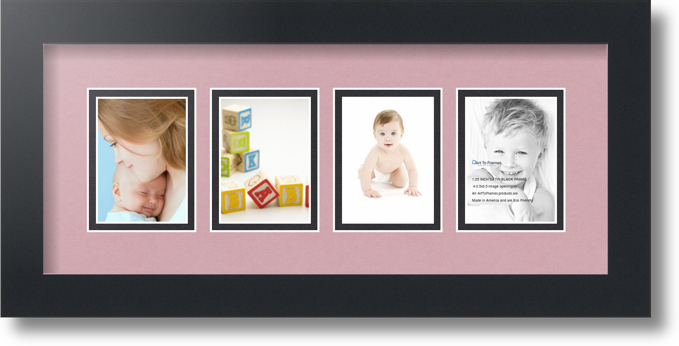 Arttoframes collage mat picture photo frame 4 25x35 openings arttoframes collage mat picture photo frame 4 2 jeuxipadfo Gallery