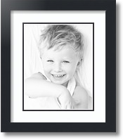 16x20 Black Coffee picture frame