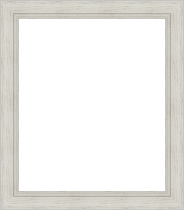8x10 off white stain on solid wood frame 0066 78238 ywht main - Www Frame Com