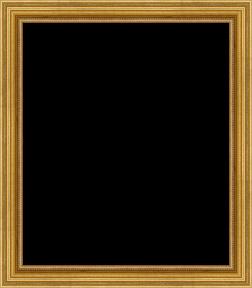 8x10 gold foil on pine frame 0066 81375 ygld main image - Www Frame Com