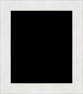 8x10 modern white frame frame frbw74074 main image wwwarttoframecom