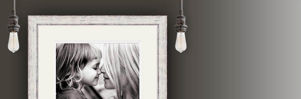 Barnwood Picture Frames | Barnwood Picture Frames with Mats ...