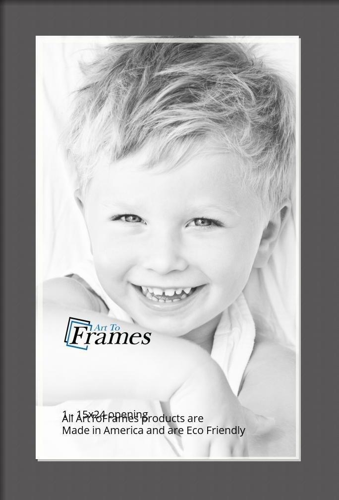 ArtToFrames-Custom-Black-Charcoal-Picture-Photo-Frame-Mat-Matting-Board-LG thumbnail 14