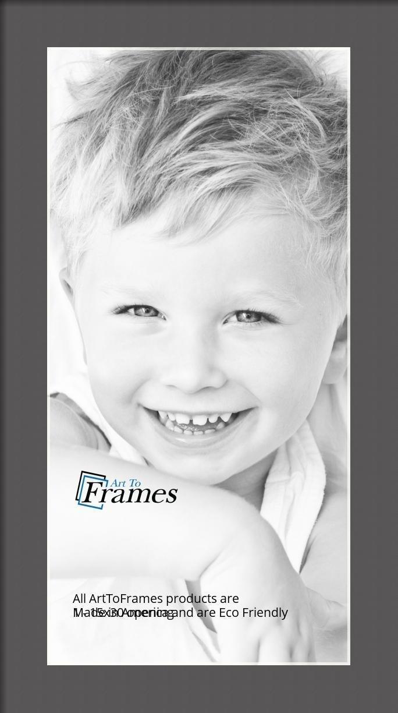 ArtToFrames-Custom-Black-Charcoal-Picture-Photo-Frame-Mat-Matting-Board-LG thumbnail 20