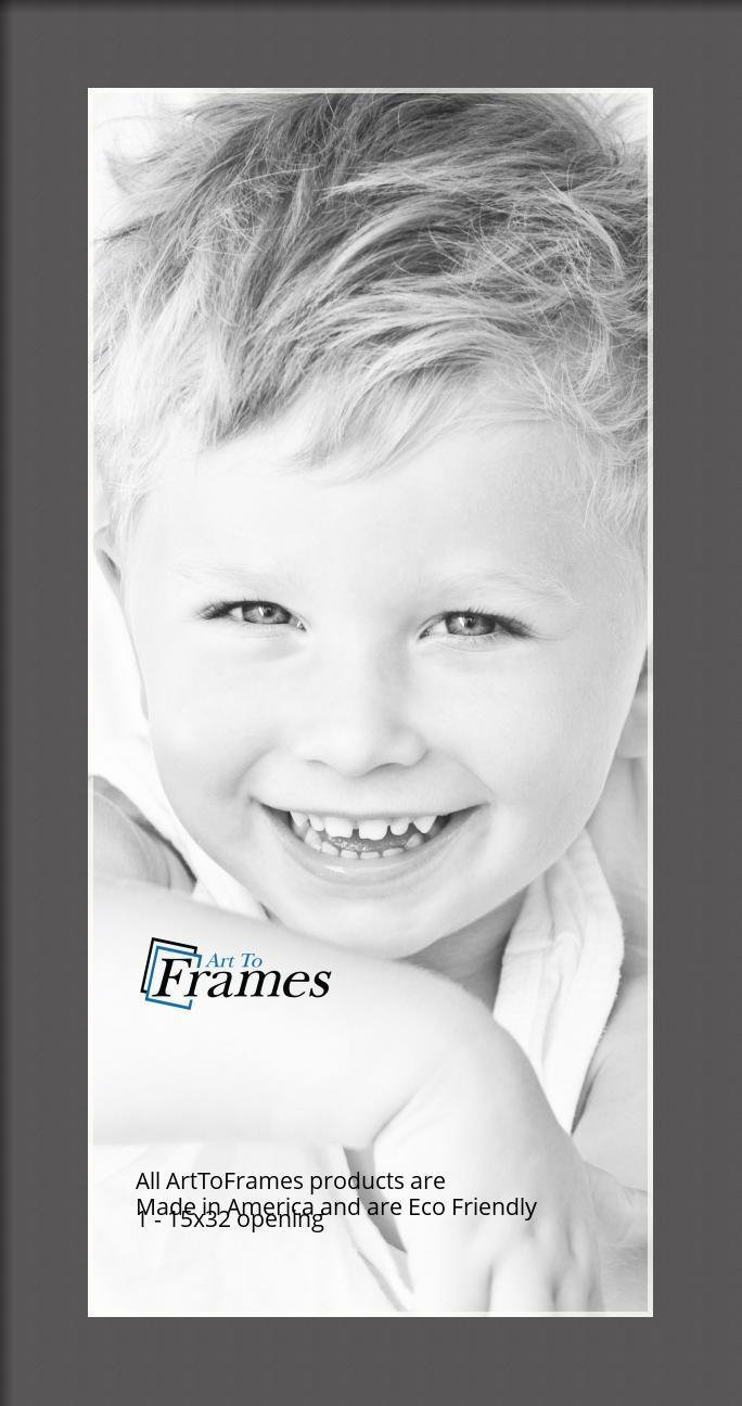 ArtToFrames-Custom-Black-Charcoal-Picture-Photo-Frame-Mat-Matting-Board-LG thumbnail 22