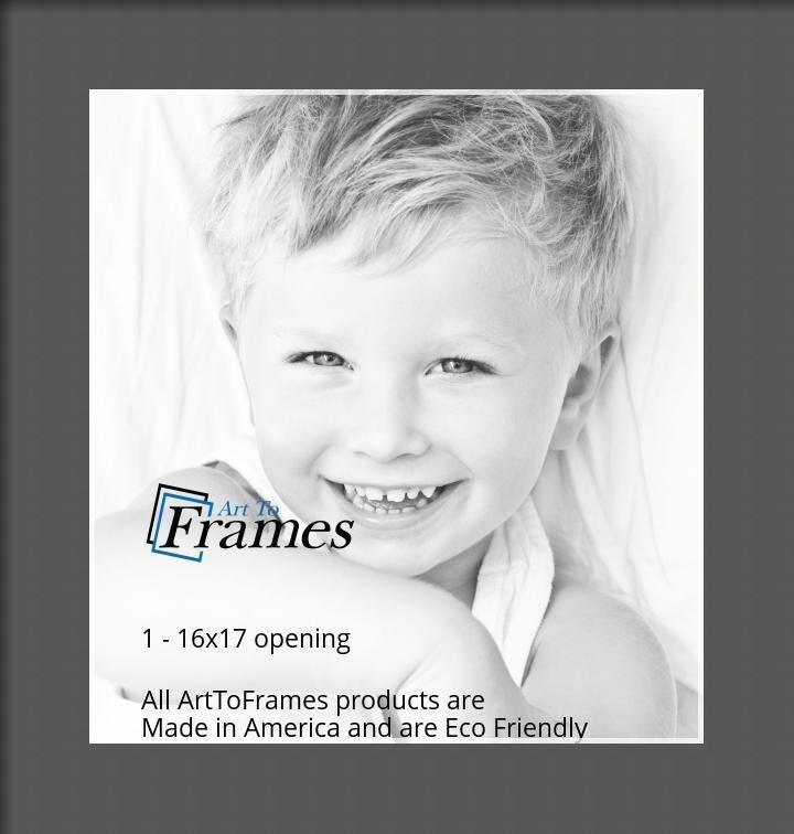 ArtToFrames-Custom-Black-Charcoal-Picture-Photo-Frame-Mat-Matting-Board-LG thumbnail 27