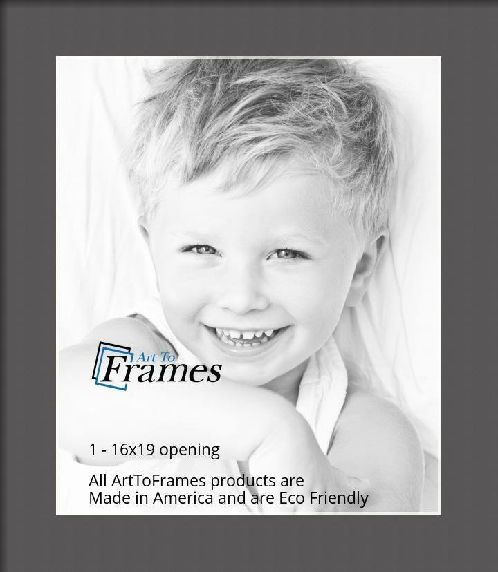 ArtToFrames-Custom-Black-Charcoal-Picture-Photo-Frame-Mat-Matting-Board-LG thumbnail 29
