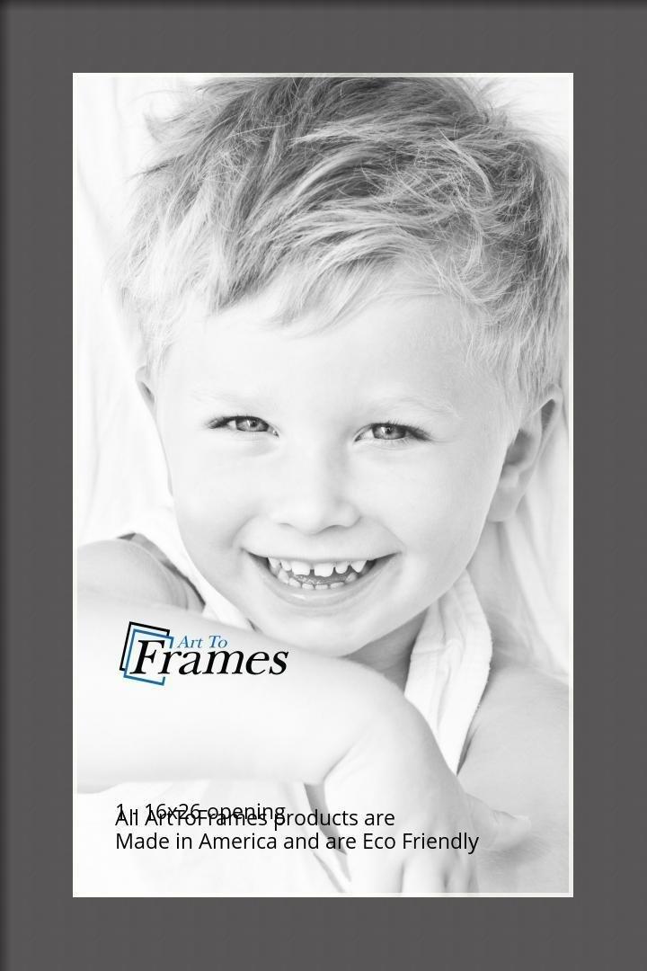 ArtToFrames-Custom-Black-Charcoal-Picture-Photo-Frame-Mat-Matting-Board-LG thumbnail 34