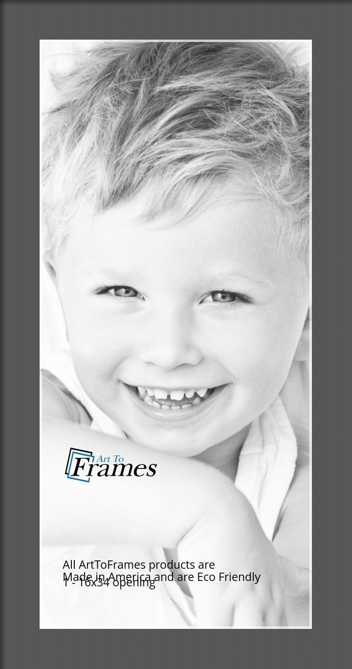ArtToFrames-Custom-Black-Charcoal-Picture-Photo-Frame-Mat-Matting-Board-LG thumbnail 42
