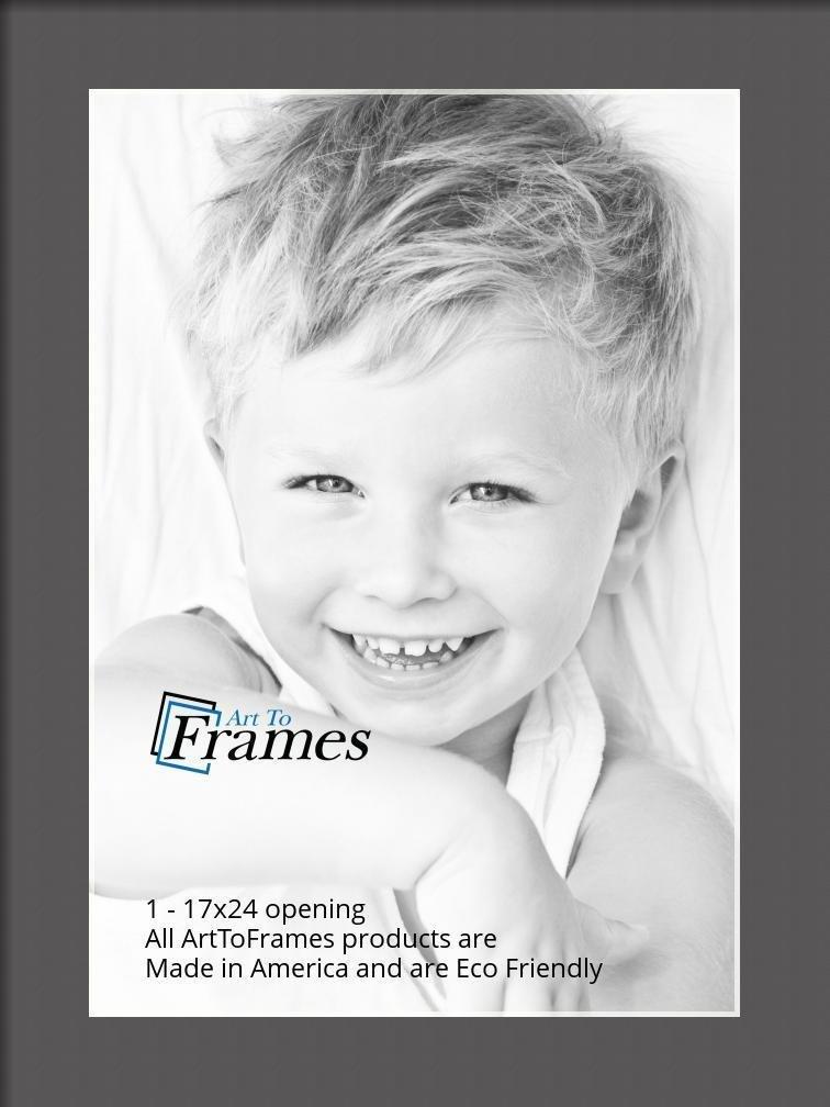 ArtToFrames-Custom-Black-Charcoal-Picture-Photo-Frame-Mat-Matting-Board-LG thumbnail 52