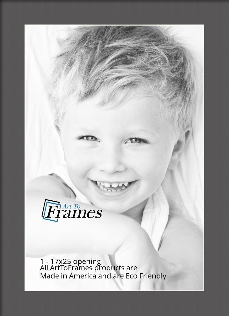 ArtToFrames-Custom-Black-Charcoal-Picture-Photo-Frame-Mat-Matting-Board-LG thumbnail 53
