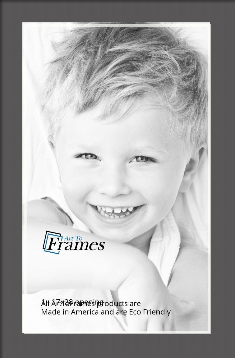 ArtToFrames-Custom-Black-Charcoal-Picture-Photo-Frame-Mat-Matting-Board-LG thumbnail 56