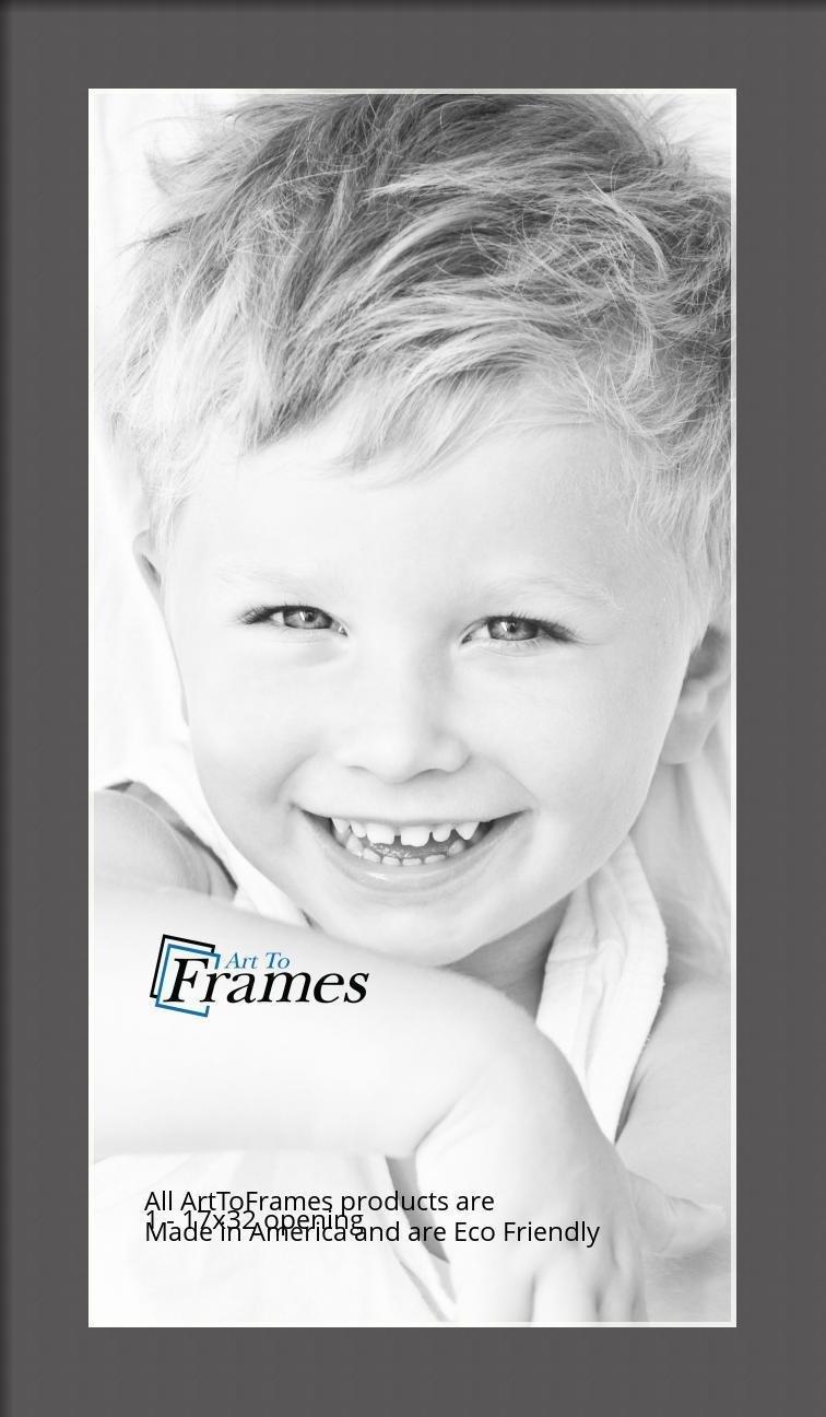 ArtToFrames-Custom-Black-Charcoal-Picture-Photo-Frame-Mat-Matting-Board-LG thumbnail 60