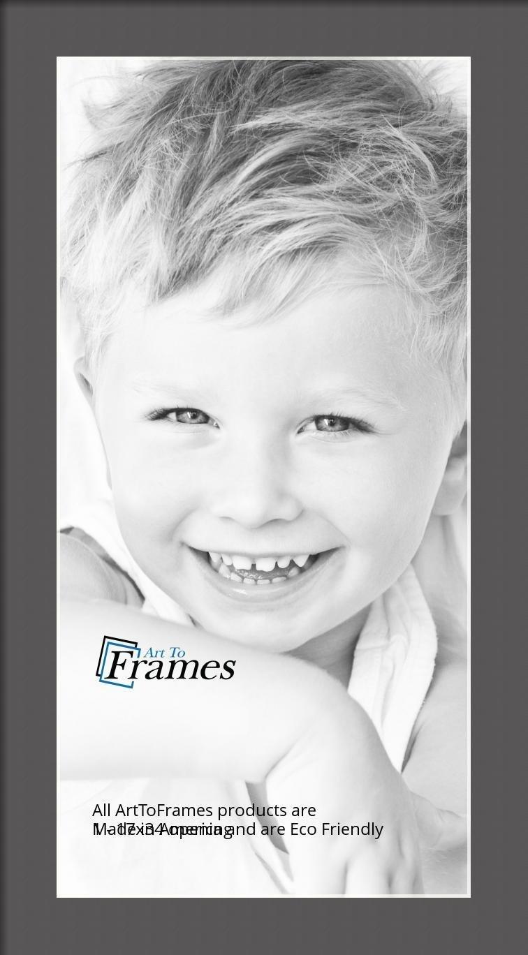 ArtToFrames-Custom-Black-Charcoal-Picture-Photo-Frame-Mat-Matting-Board-LG thumbnail 62