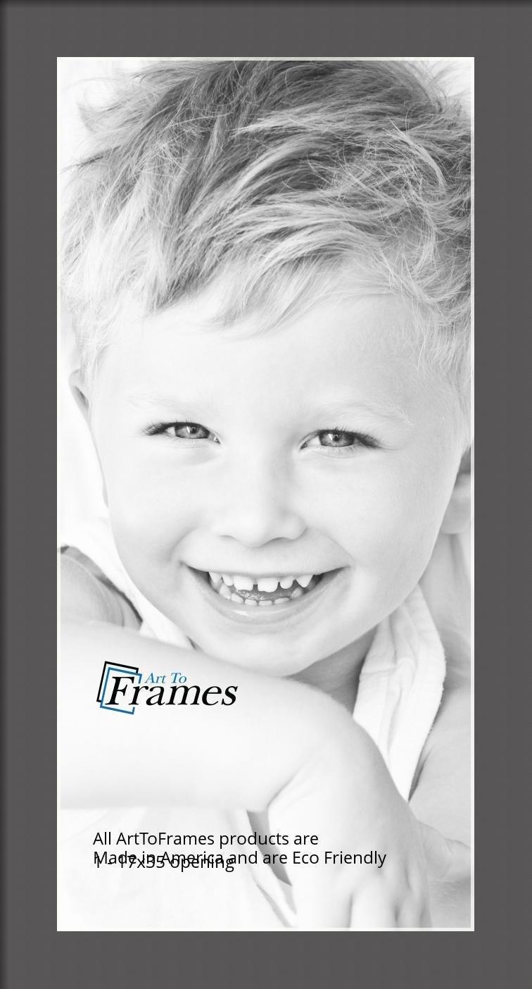 ArtToFrames-Custom-Black-Charcoal-Picture-Photo-Frame-Mat-Matting-Board-LG thumbnail 63