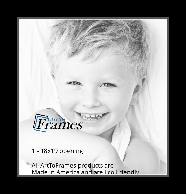 ArtToFrames-Custom-Black-Charcoal-Picture-Photo-Frame-Mat-Matting-Board-LG thumbnail 66