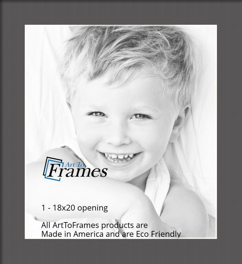 ArtToFrames-Custom-Black-Charcoal-Picture-Photo-Frame-Mat-Matting-Board-LG thumbnail 67