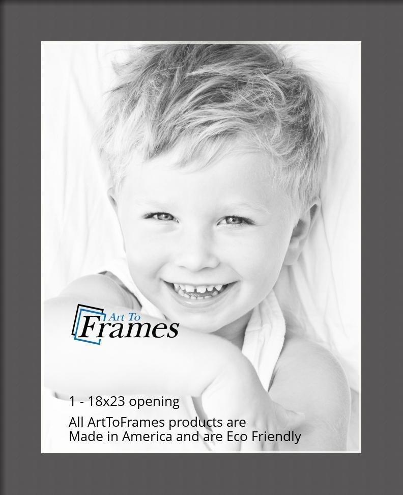 ArtToFrames-Custom-Black-Charcoal-Picture-Photo-Frame-Mat-Matting-Board-LG thumbnail 69