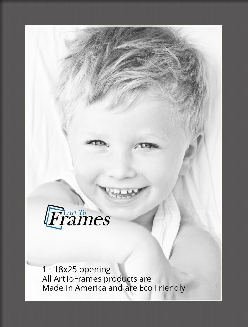 ArtToFrames-Custom-Black-Charcoal-Picture-Photo-Frame-Mat-Matting-Board-LG thumbnail 70