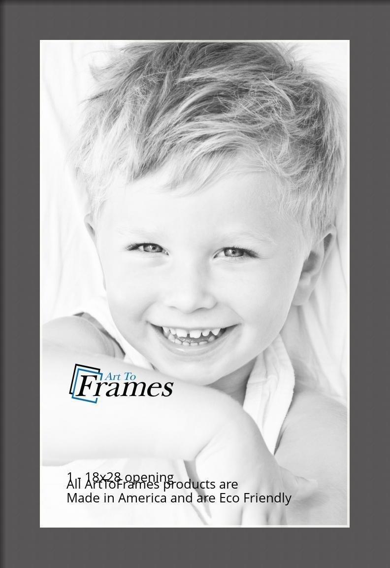 ArtToFrames-Custom-Black-Charcoal-Picture-Photo-Frame-Mat-Matting-Board-LG thumbnail 73