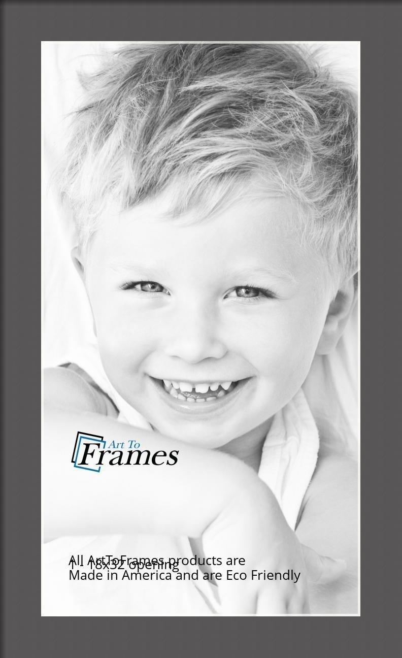 ArtToFrames-Custom-Black-Charcoal-Picture-Photo-Frame-Mat-Matting-Board-LG thumbnail 77