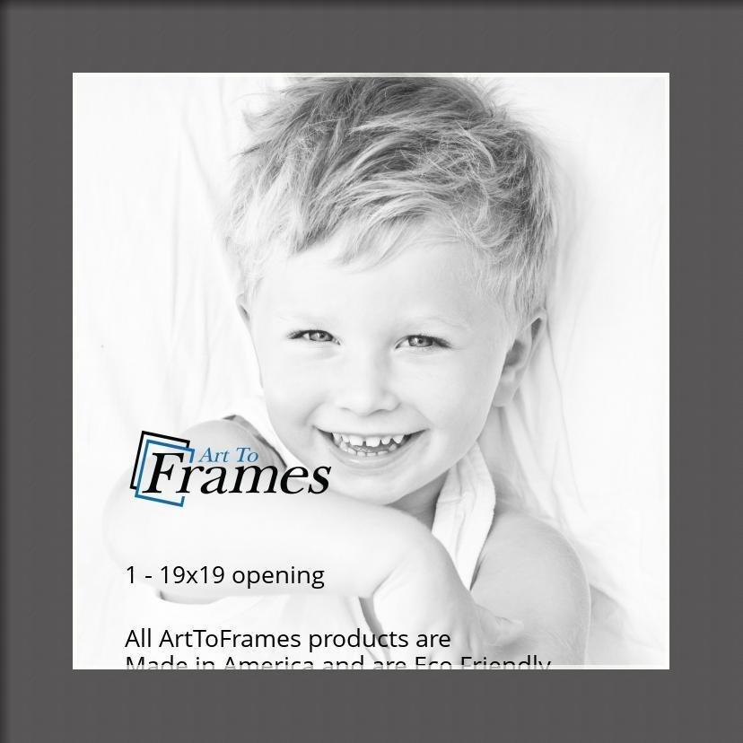 ArtToFrames-Custom-Black-Charcoal-Picture-Photo-Frame-Mat-Matting-Board-LG thumbnail 81