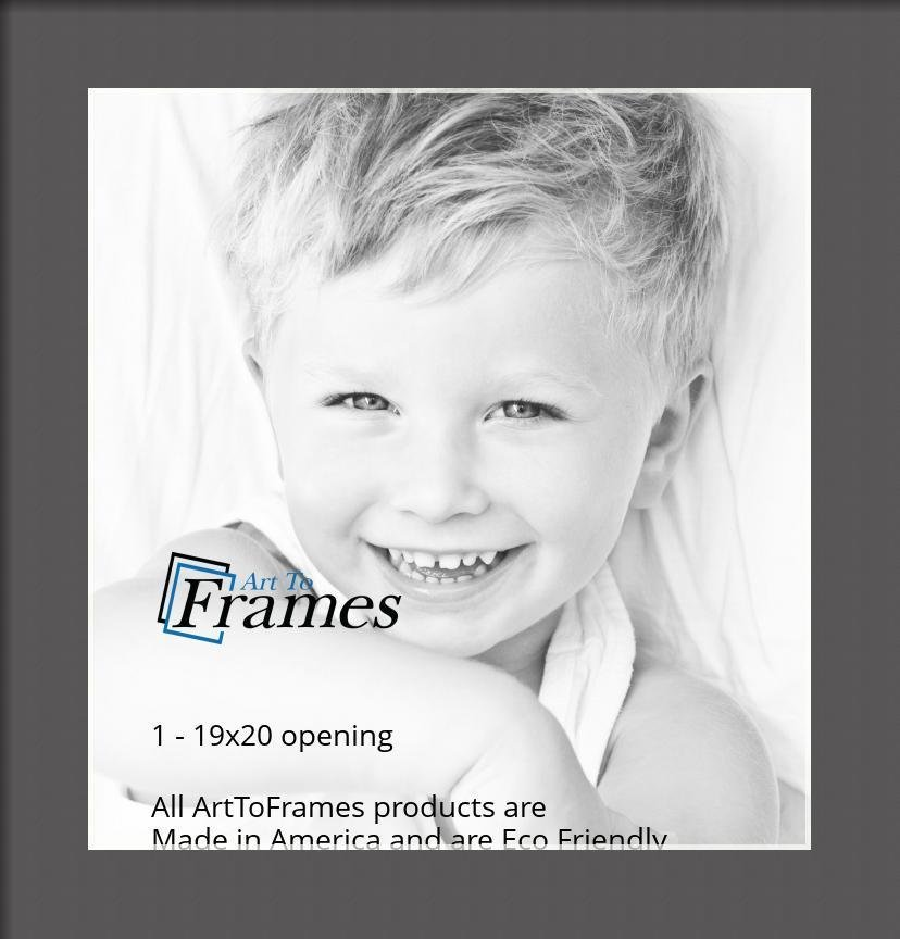ArtToFrames-Custom-Black-Charcoal-Picture-Photo-Frame-Mat-Matting-Board-LG thumbnail 82