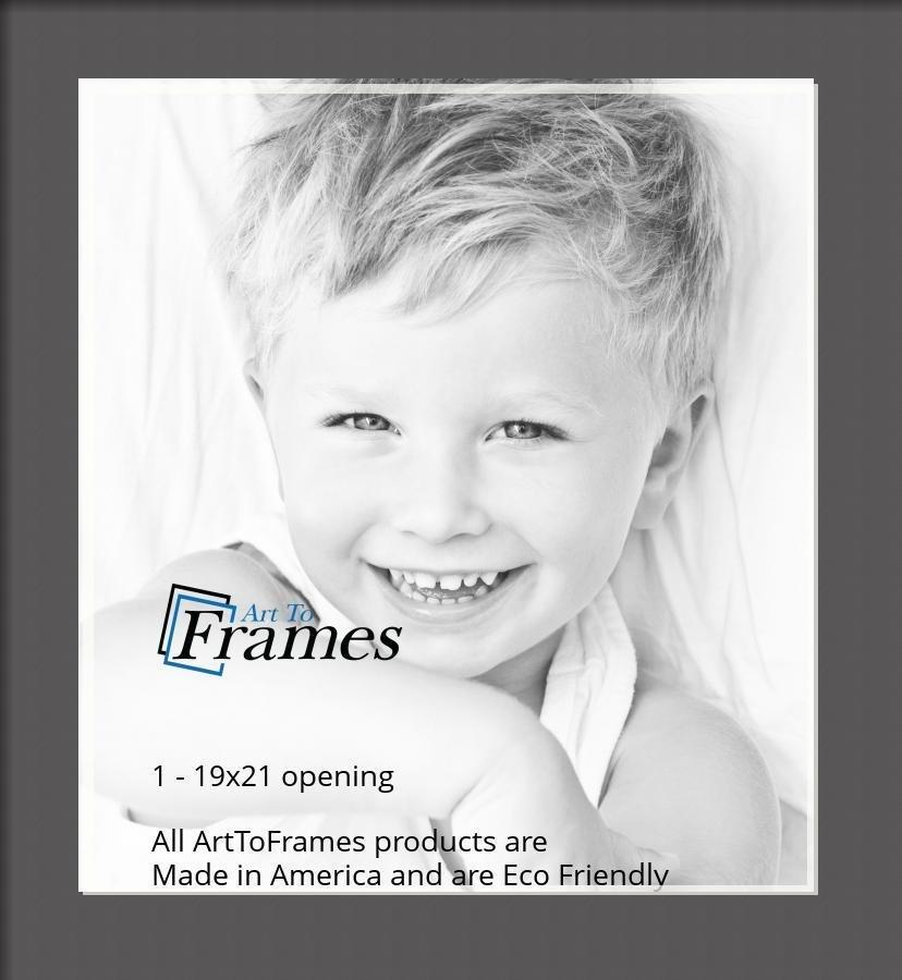 ArtToFrames-Custom-Black-Charcoal-Picture-Photo-Frame-Mat-Matting-Board-LG thumbnail 83