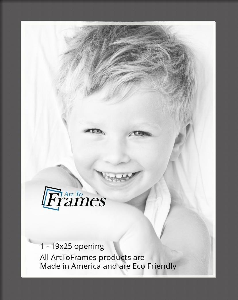 ArtToFrames-Custom-Black-Charcoal-Picture-Photo-Frame-Mat-Matting-Board-LG thumbnail 87