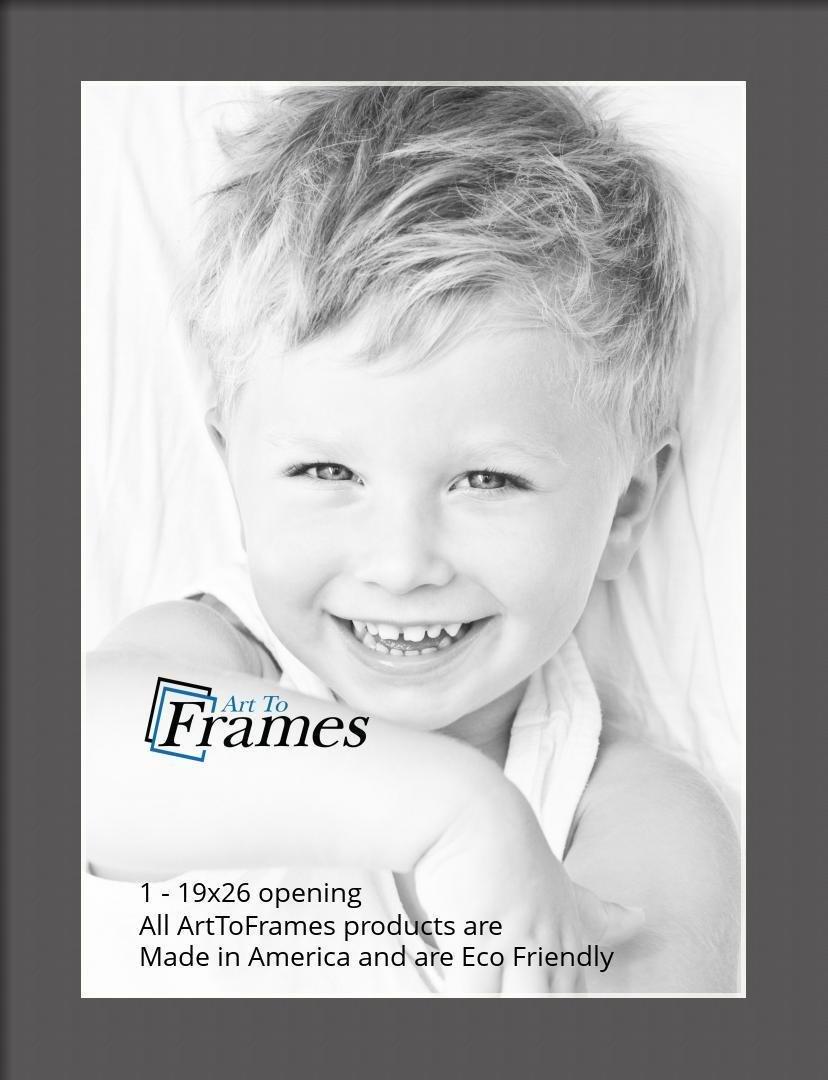 ArtToFrames-Custom-Black-Charcoal-Picture-Photo-Frame-Mat-Matting-Board-LG thumbnail 88