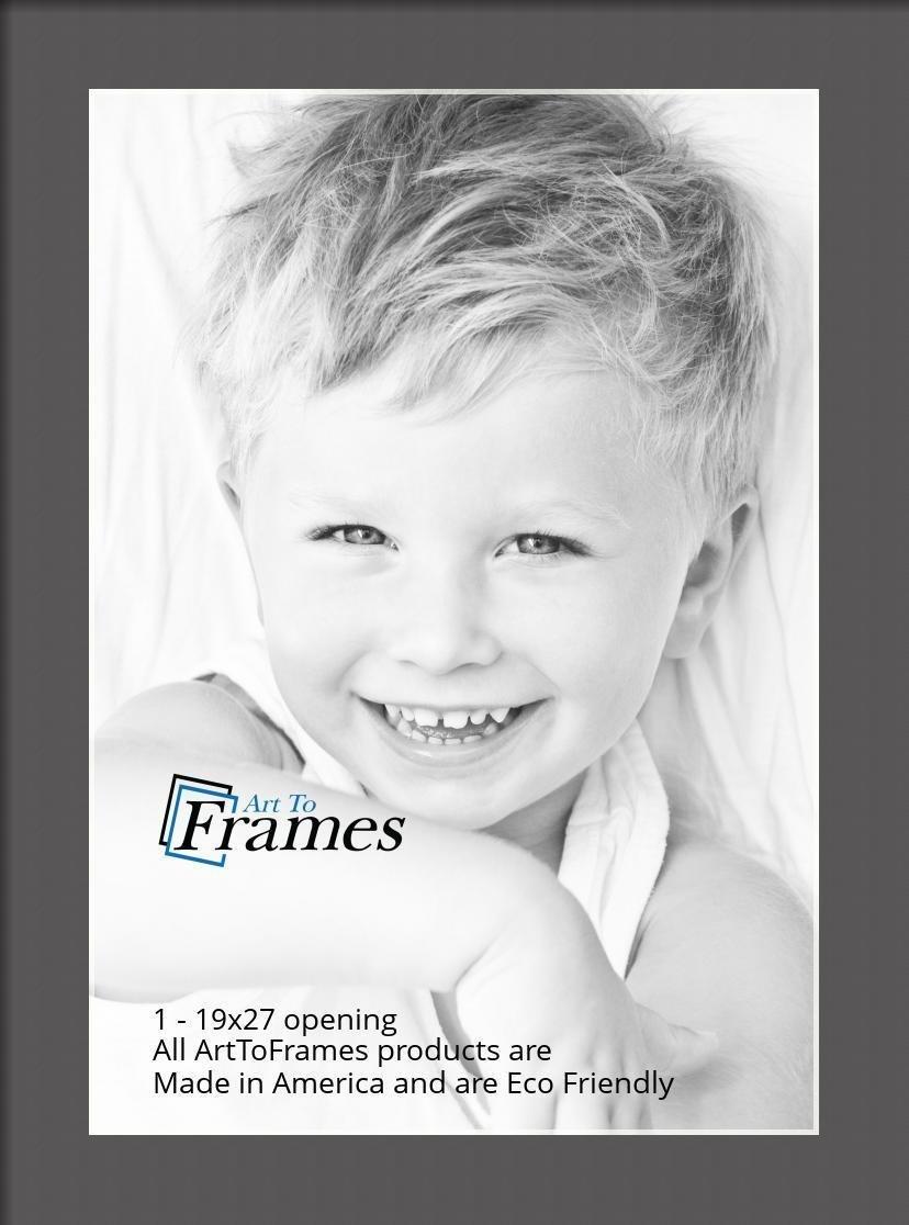 ArtToFrames-Custom-Black-Charcoal-Picture-Photo-Frame-Mat-Matting-Board-LG thumbnail 89