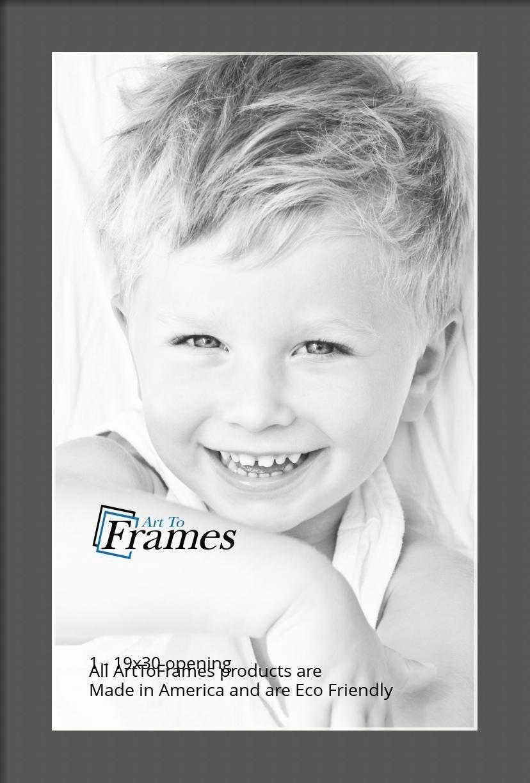 ArtToFrames-Custom-Black-Charcoal-Picture-Photo-Frame-Mat-Matting-Board-LG thumbnail 92
