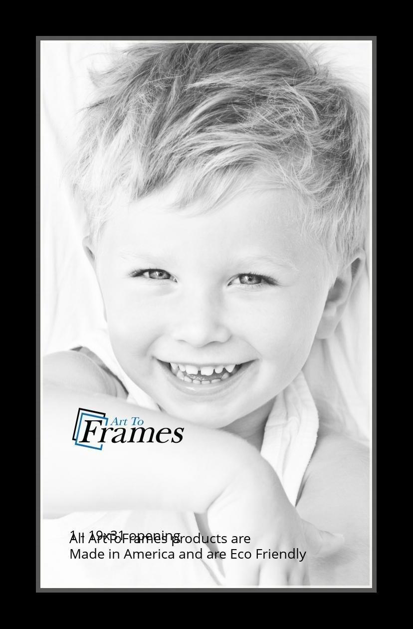 ArtToFrames-Custom-Black-Charcoal-Picture-Photo-Frame-Mat-Matting-Board-LG thumbnail 93