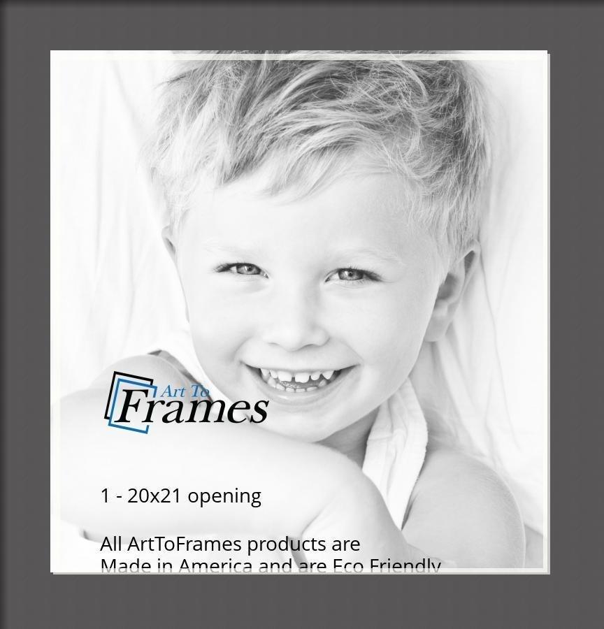 ArtToFrames-Custom-Black-Charcoal-Picture-Photo-Frame-Mat-Matting-Board-LG thumbnail 99