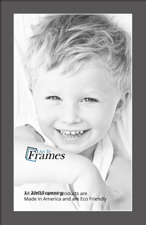 ArtToFrames-Custom-Black-Charcoal-Picture-Photo-Frame-Mat-Matting-Board-LG thumbnail 108