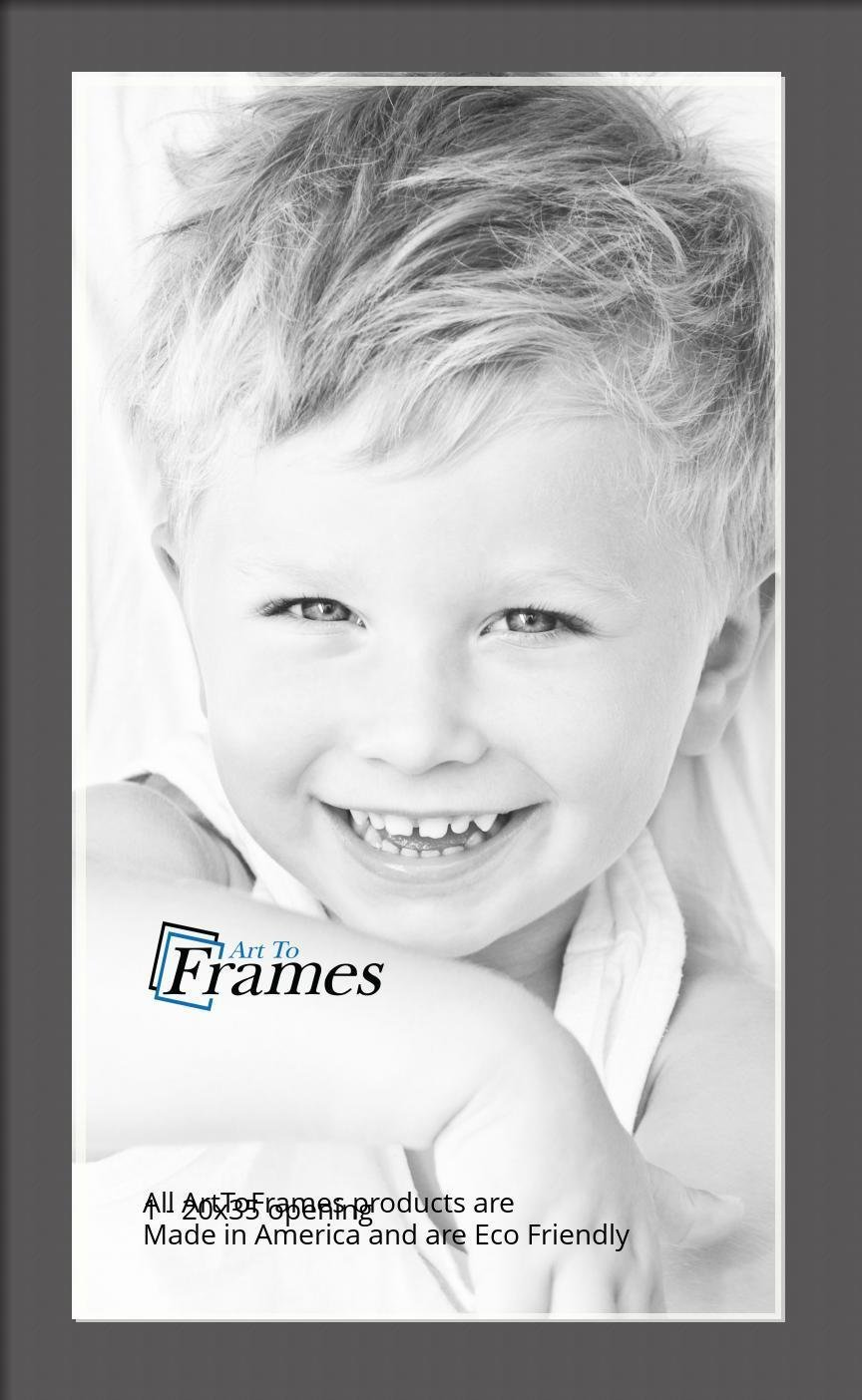 ArtToFrames-Custom-Black-Charcoal-Picture-Photo-Frame-Mat-Matting-Board-LG thumbnail 110