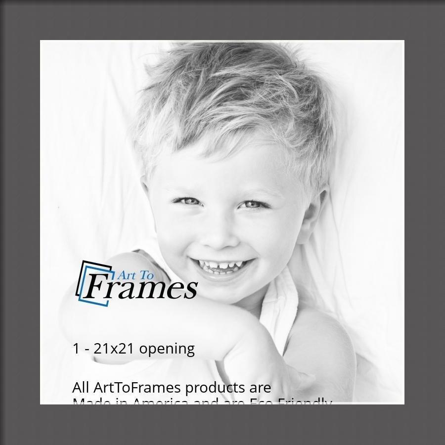 ArtToFrames-Custom-Black-Charcoal-Picture-Photo-Frame-Mat-Matting-Board-LG thumbnail 112