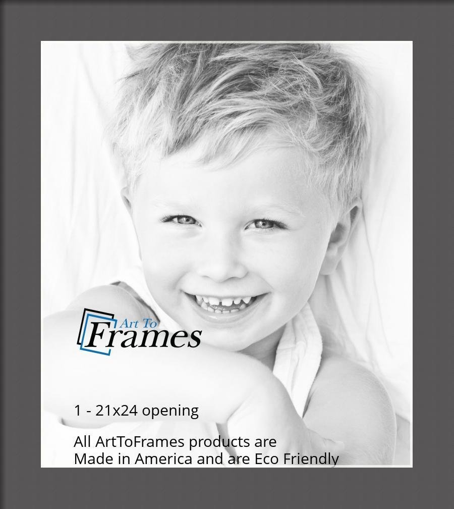 ArtToFrames-Custom-Black-Charcoal-Picture-Photo-Frame-Mat-Matting-Board-LG thumbnail 115