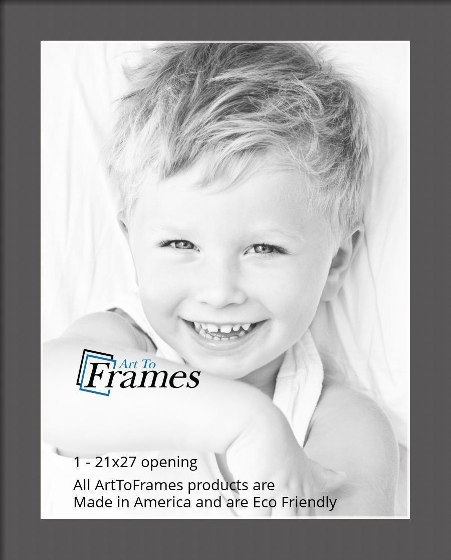 ArtToFrames-Custom-Black-Charcoal-Picture-Photo-Frame-Mat-Matting-Board-LG thumbnail 118