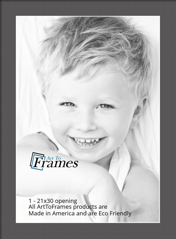 ArtToFrames-Custom-Black-Charcoal-Picture-Photo-Frame-Mat-Matting-Board-LG thumbnail 121