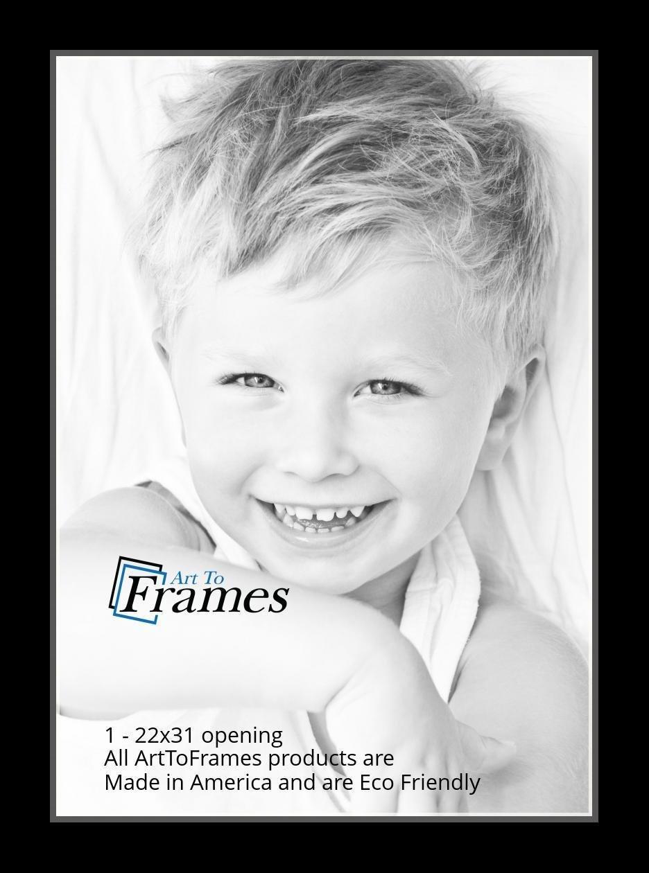 ArtToFrames-Custom-Black-Charcoal-Picture-Photo-Frame-Mat-Matting-Board-LG thumbnail 136
