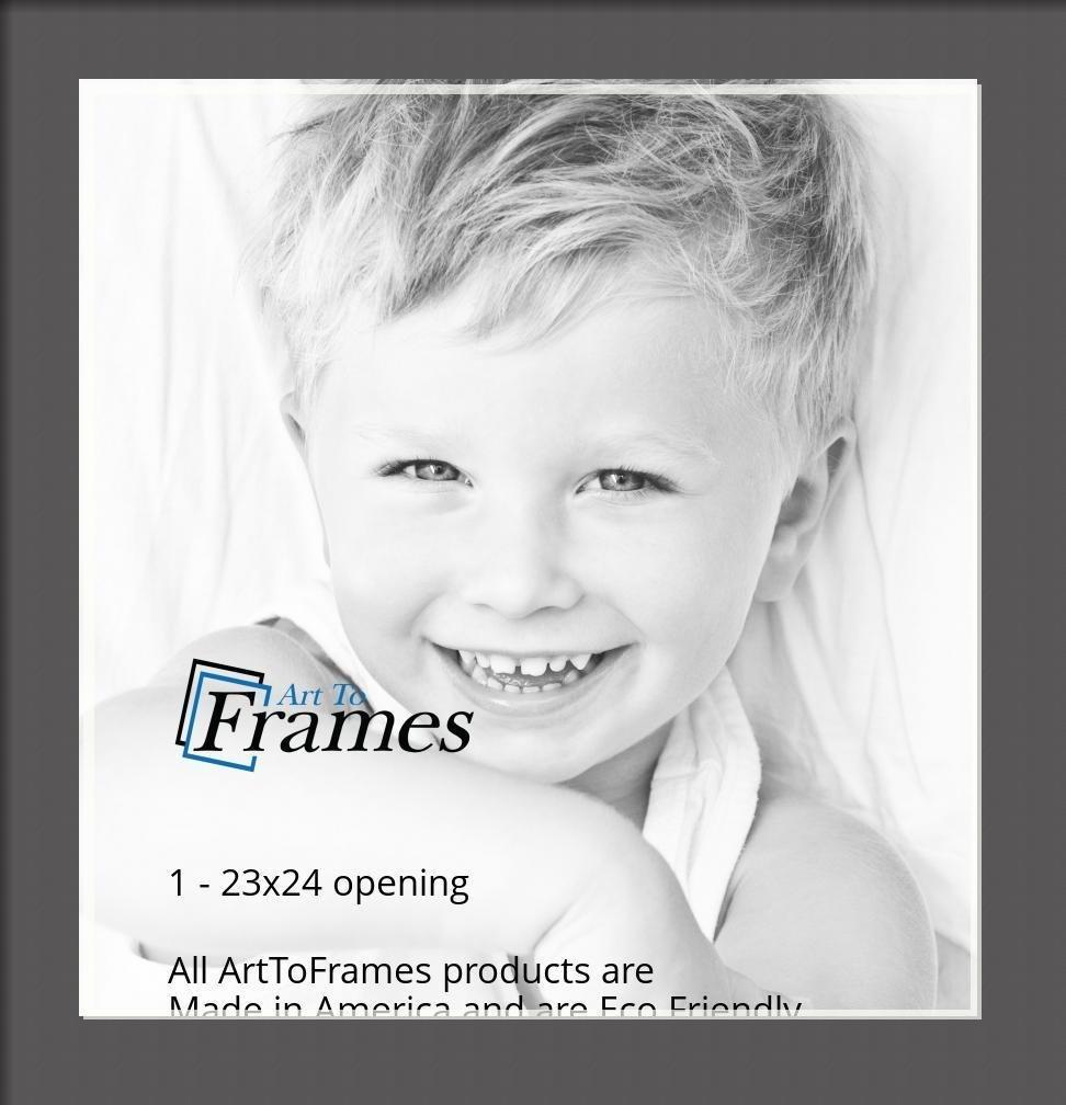 ArtToFrames-Custom-Black-Charcoal-Picture-Photo-Frame-Mat-Matting-Board-LG thumbnail 143