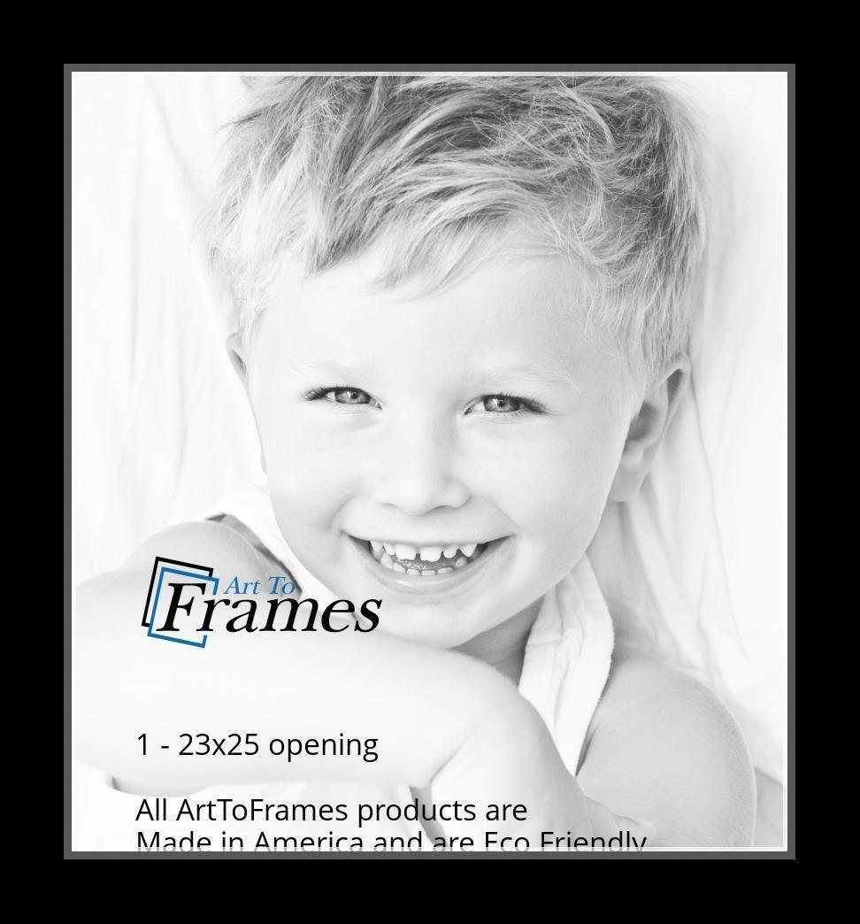 ArtToFrames-Custom-Black-Charcoal-Picture-Photo-Frame-Mat-Matting-Board-LG thumbnail 144