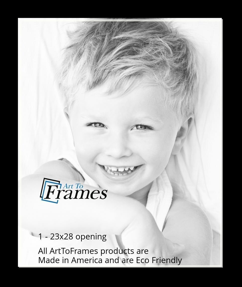 ArtToFrames-Custom-Black-Charcoal-Picture-Photo-Frame-Mat-Matting-Board-LG thumbnail 147