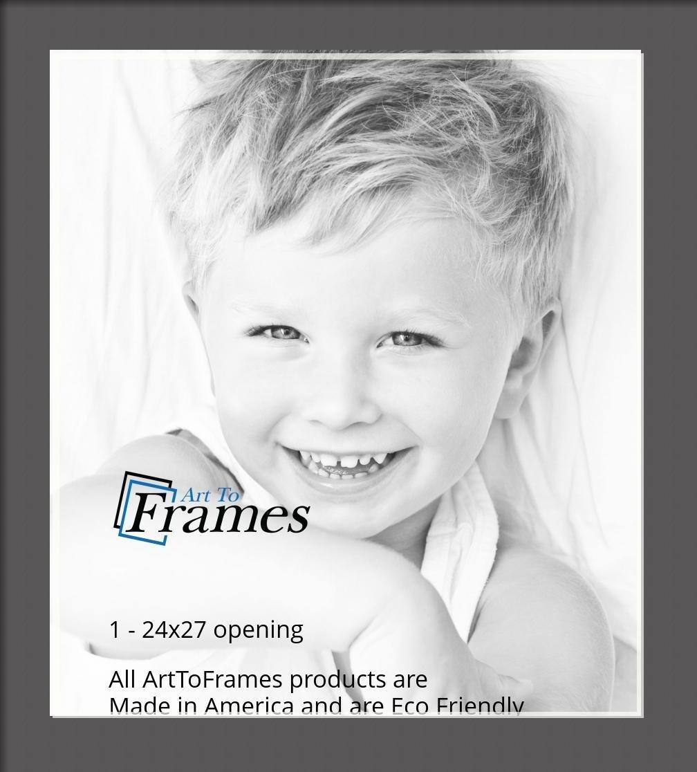 ArtToFrames-Custom-Black-Charcoal-Picture-Photo-Frame-Mat-Matting-Board-LG thumbnail 158