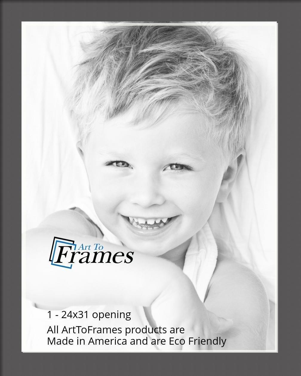 ArtToFrames-Custom-Black-Charcoal-Picture-Photo-Frame-Mat-Matting-Board-LG thumbnail 161