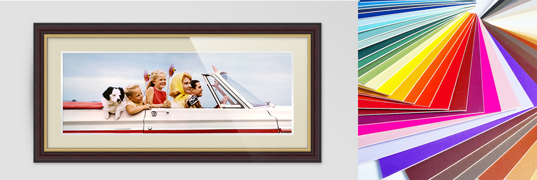 Pick From Over 300 Diffe Frame And Mat Options To Create A Truly Personalized Work Of Art