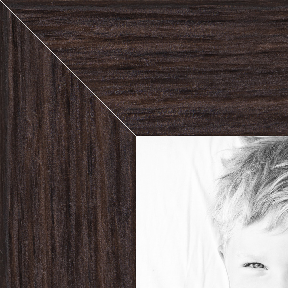 """ArtToFrames Picture Poster Frame  Light Brown Reclaimed  1.5/"""" Wide Wood 4813"""