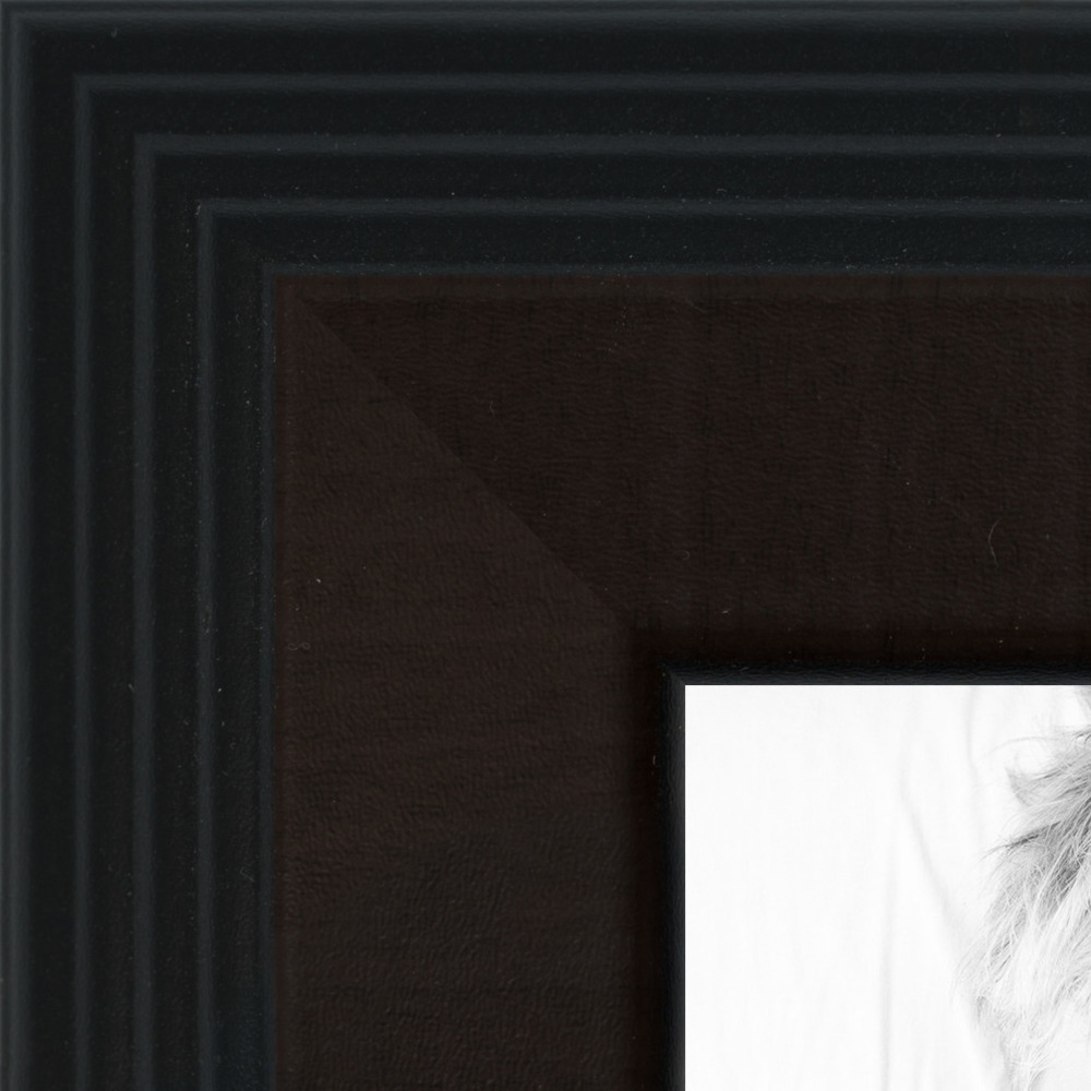"""ArtToFrames Picture Frame Custom 1.25/"""" Brown Coffee 3913 Small"""